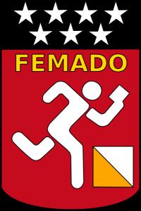 logo de la federacion madrileña de orientacion