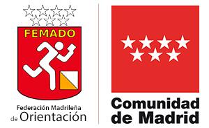 logos de femado y comunidad de madrid