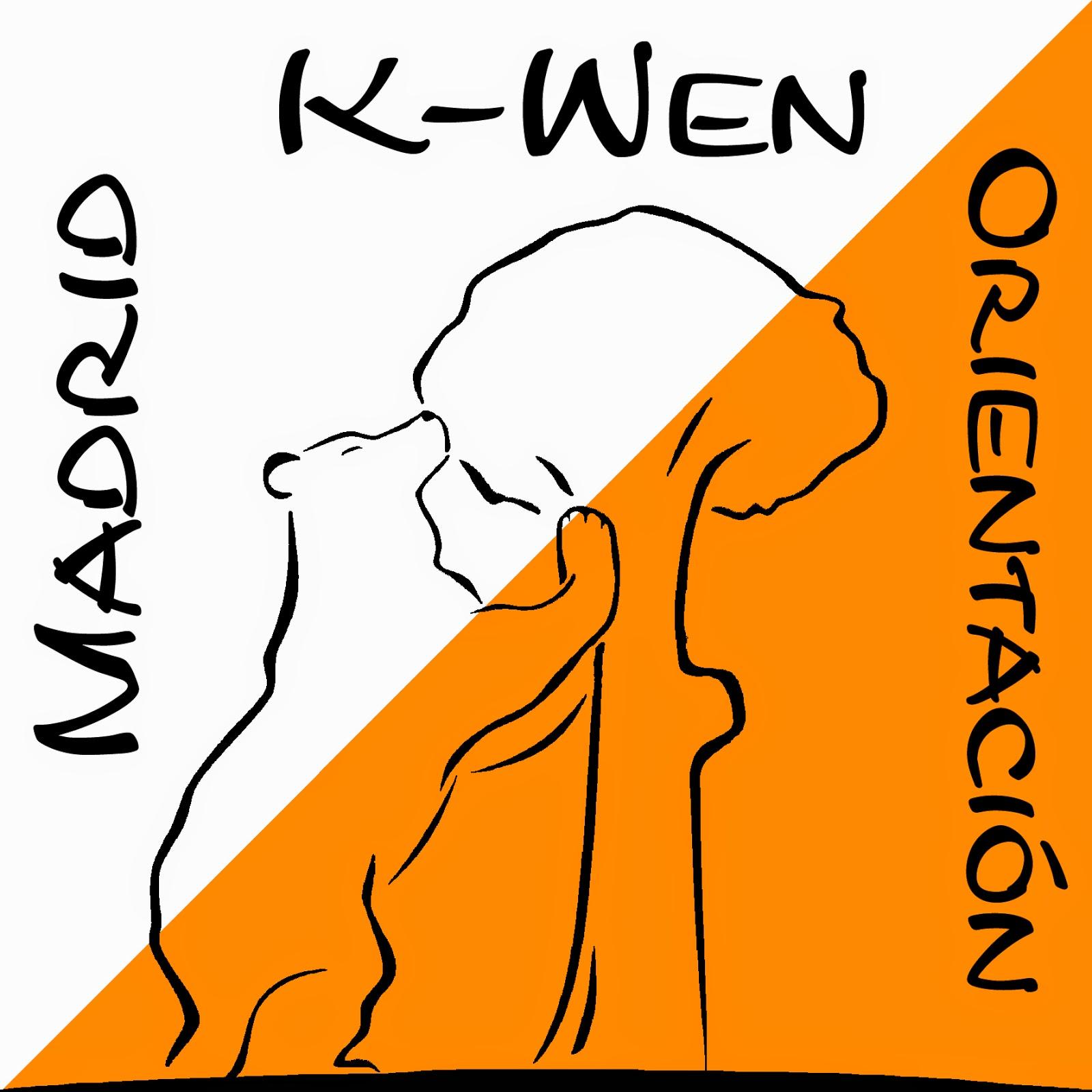 logo madrid k-wen orientacion